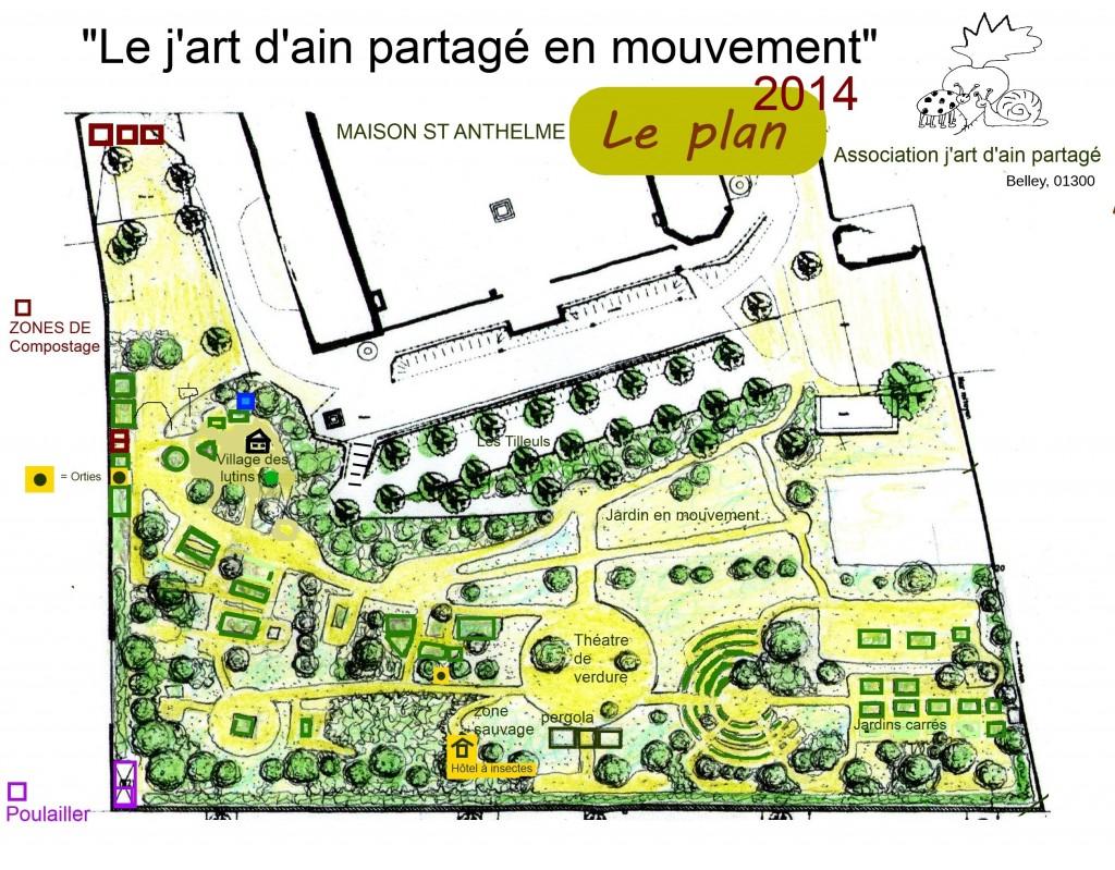 A propos de l association asso j 39 art d 39 ain partag for A propos du jardin