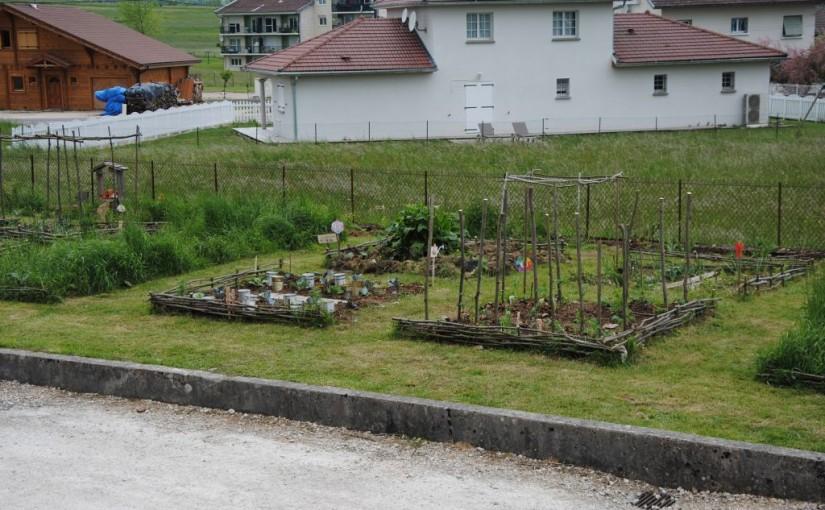 Cr ation d un jardin p dagogique l exemple de l cole du for Art jardin creation